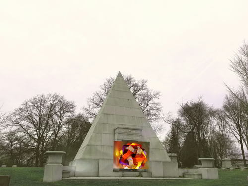 Pyramid Tomb - Original Photography | Pittsburgh, PA